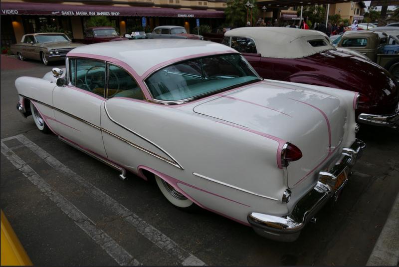Oldsmobile 1955 - 1956 - 1957 custom & mild custom - Page 5 2018-038