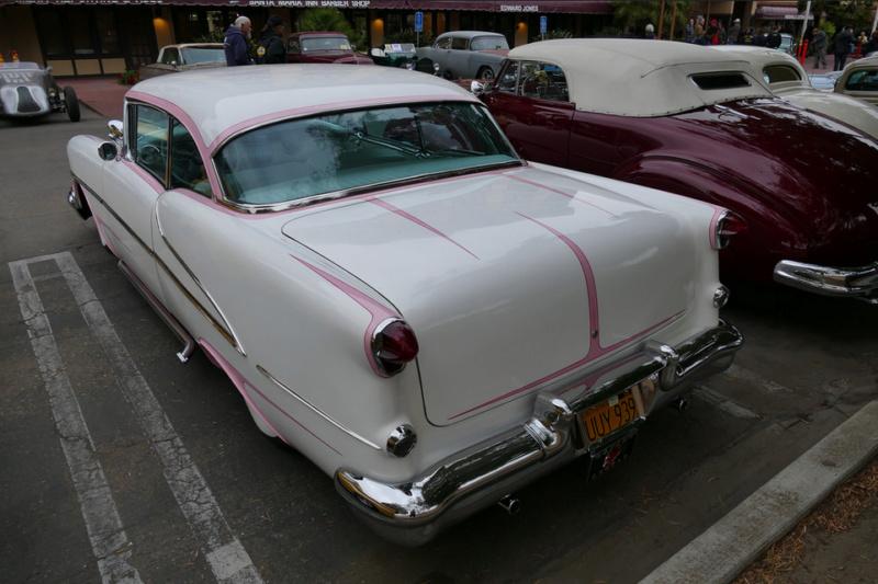 Oldsmobile 1955 - 1956 - 1957 custom & mild custom - Page 5 2018-039