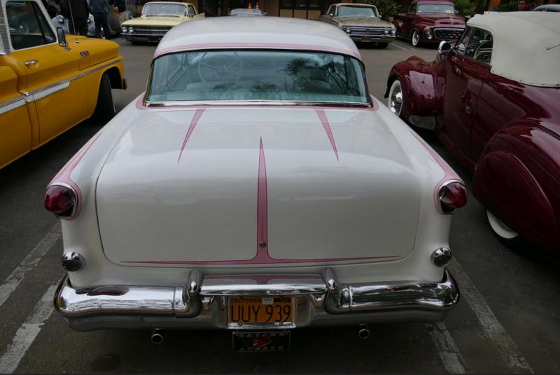 Oldsmobile 1955 - 1956 - 1957 custom & mild custom - Page 5 2018-040