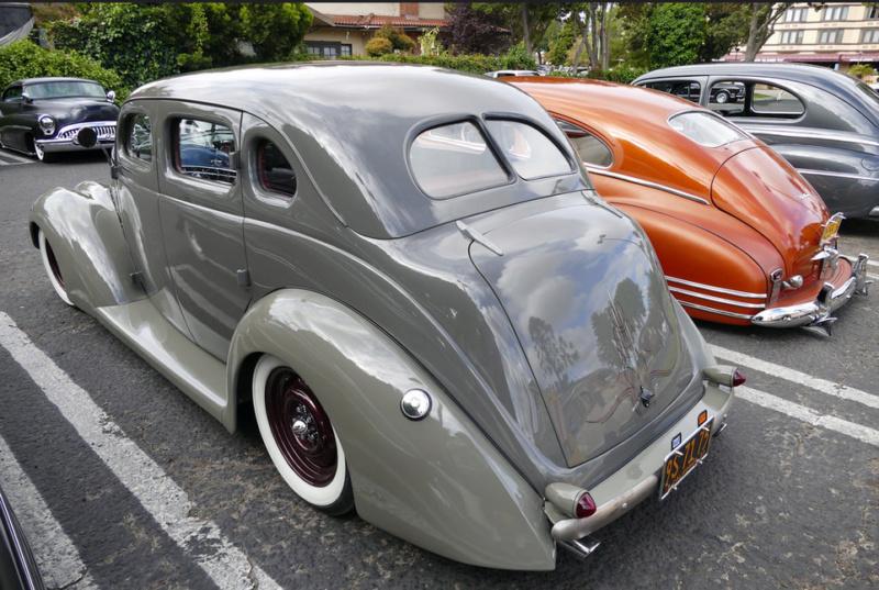 Ford 1935 - 38 custom & mild custom - Page 5 2018-042