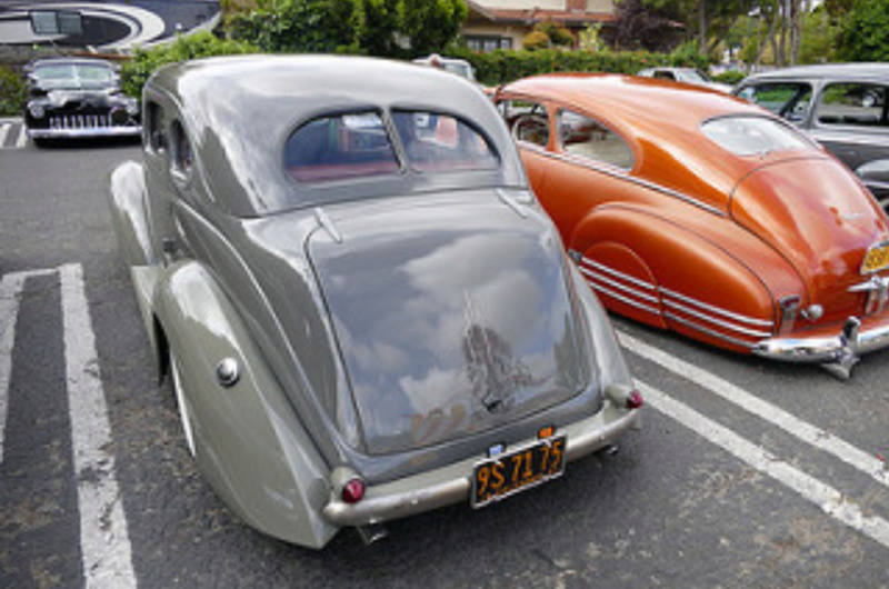 Ford 1935 - 38 custom & mild custom - Page 5 2018-043