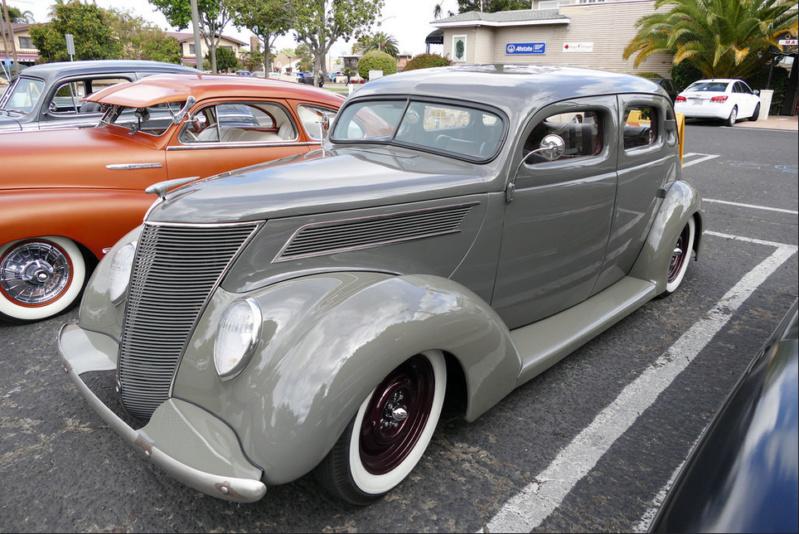 Ford 1935 - 38 custom & mild custom - Page 5 2018-045
