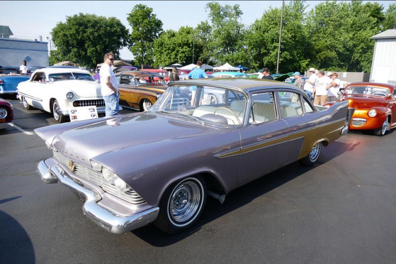 Plymouth  1957 - 1958 custom & mild custom - Page 2 2018-046