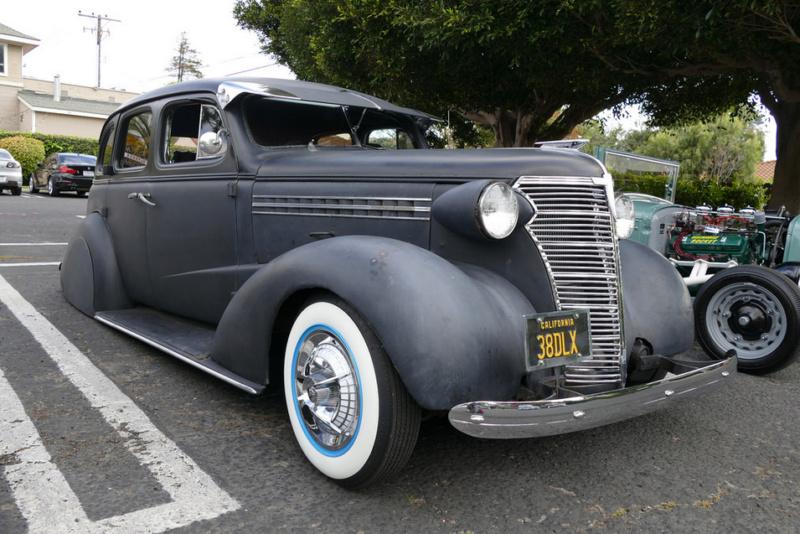 Chevrolet 1936 - 39 custom & mild custom 2018-048