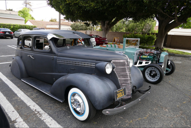 Chevrolet 1936 - 39 custom & mild custom 2018-050