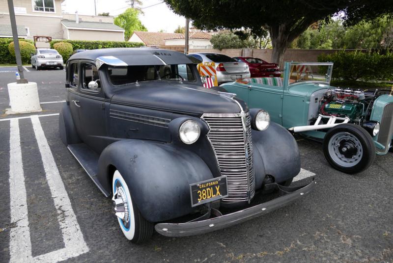Chevrolet 1936 - 39 custom & mild custom 2018-051