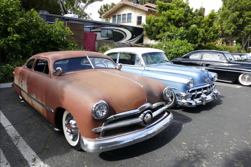 Ford 1949 - 50 - 51 (shoebox) custom & mild custom galerie - Page 26 2018-053