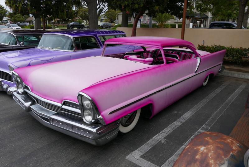 Lincoln 1956 - 1957 custom & mild custom - Page 4 2018-056