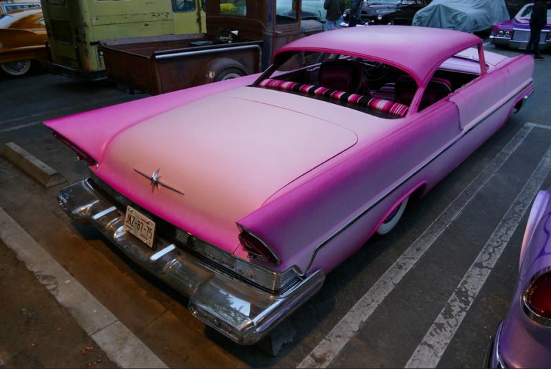 Lincoln 1956 - 1957 custom & mild custom - Page 4 2018-059