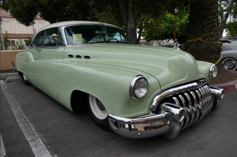 Buick 1950 -  1954 custom and mild custom galerie - Page 9 2018-078