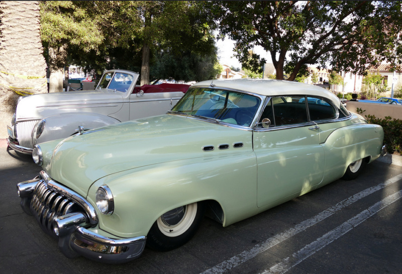 Buick 1950 -  1954 custom and mild custom galerie - Page 9 2018-079