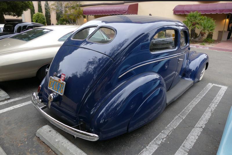 Ford & Mercury 1939 - 40 custom & mild custom - Page 8 2018-082