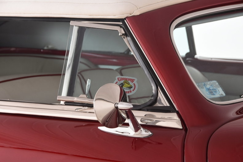 1951 Mercury Monterey convertible - 2015 Jimmy Dean Event 20180613