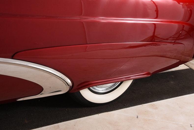 1951 Mercury Monterey convertible - 2015 Jimmy Dean Event 20180618