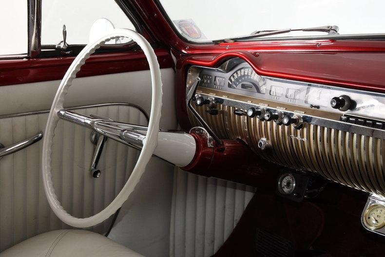 1951 Mercury Monterey convertible - 2015 Jimmy Dean Event 20180619