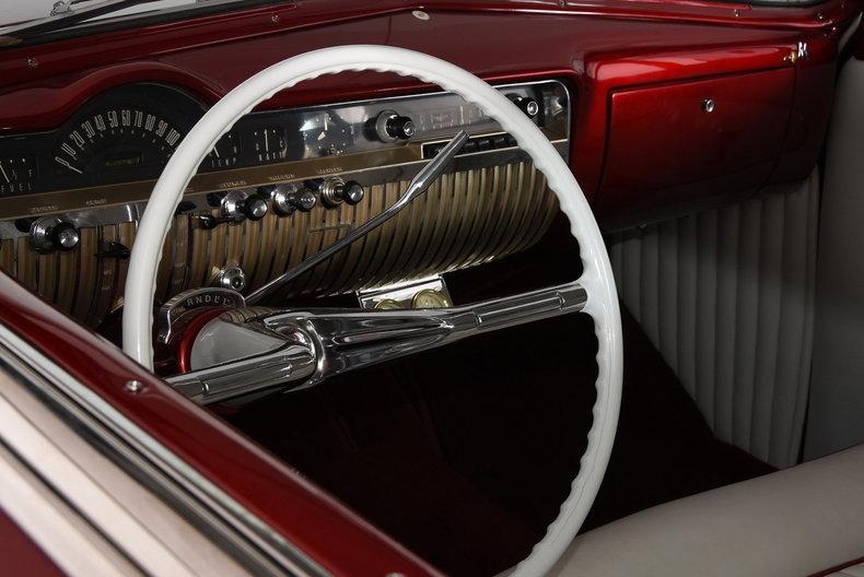 1951 Mercury Monterey convertible - 2015 Jimmy Dean Event 20180621