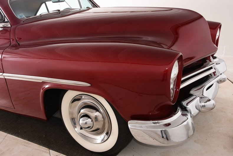 1951 Mercury Monterey convertible - 2015 Jimmy Dean Event 20180623