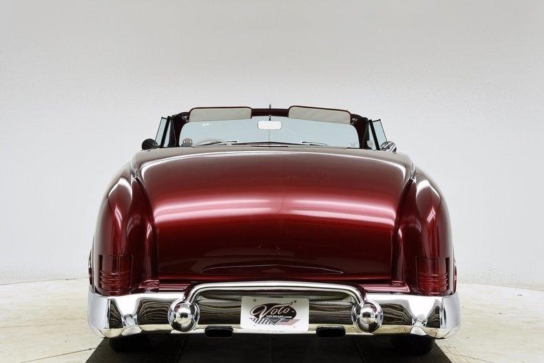 1951 Mercury Monterey convertible - 2015 Jimmy Dean Event 20180625