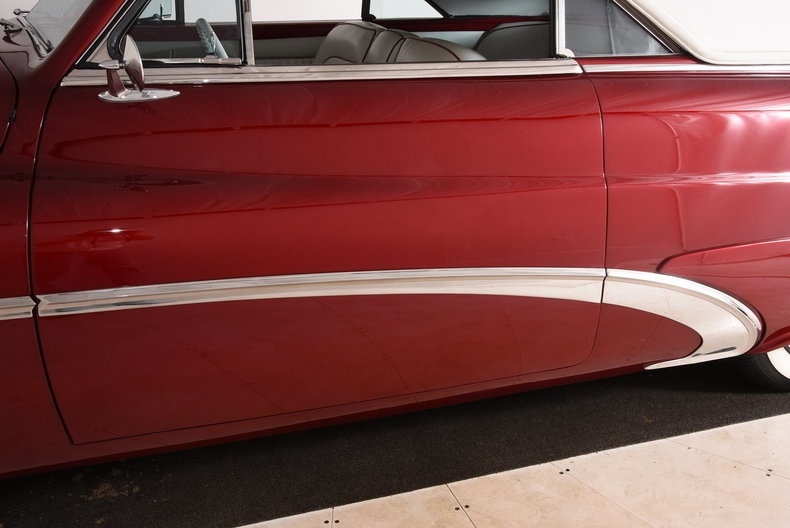 1951 Mercury Monterey convertible - 2015 Jimmy Dean Event 20180626