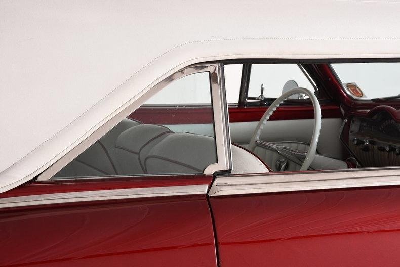 1951 Mercury Monterey convertible - 2015 Jimmy Dean Event 20180629