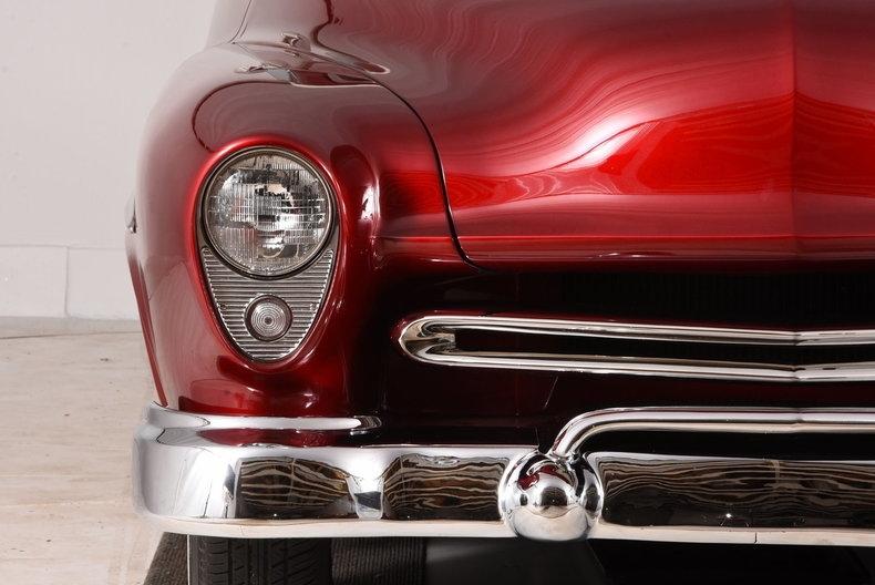 1951 Mercury Monterey convertible - 2015 Jimmy Dean Event 20180630