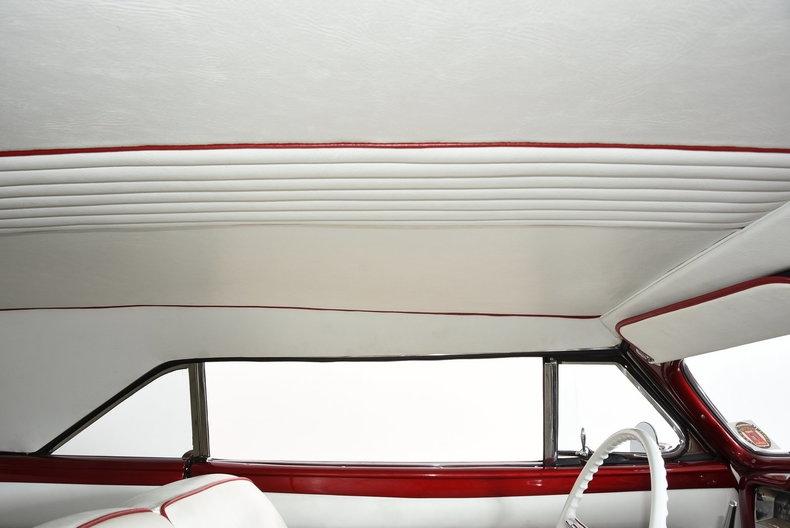 1951 Mercury Monterey convertible - 2015 Jimmy Dean Event 20180632