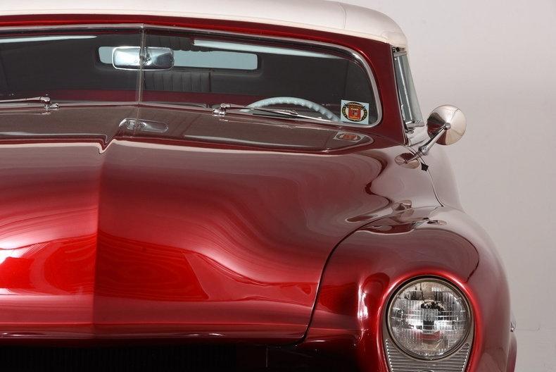 1951 Mercury Monterey convertible - 2015 Jimmy Dean Event 20180633