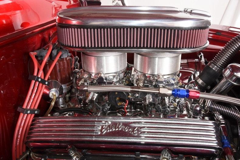 1951 Mercury Monterey convertible - 2015 Jimmy Dean Event 20180635