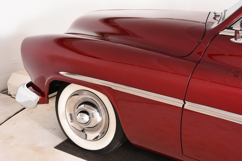 1951 Mercury Monterey convertible - 2015 Jimmy Dean Event 20180638