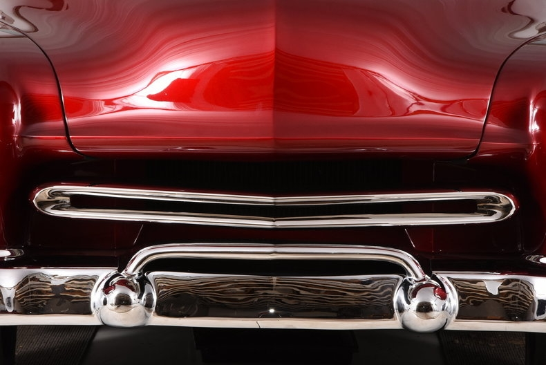 1951 Mercury Monterey convertible - 2015 Jimmy Dean Event 20180639