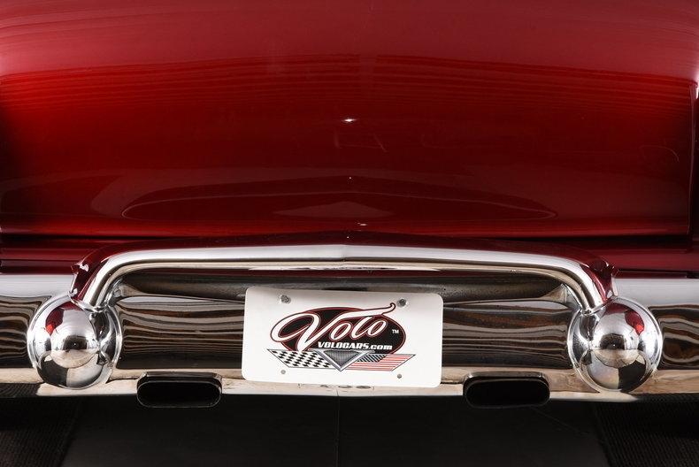 1951 Mercury Monterey convertible - 2015 Jimmy Dean Event 20180642