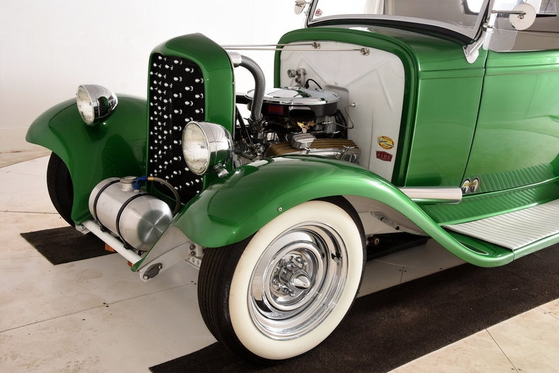 1932 Ford hot rod - Page 13 20180811