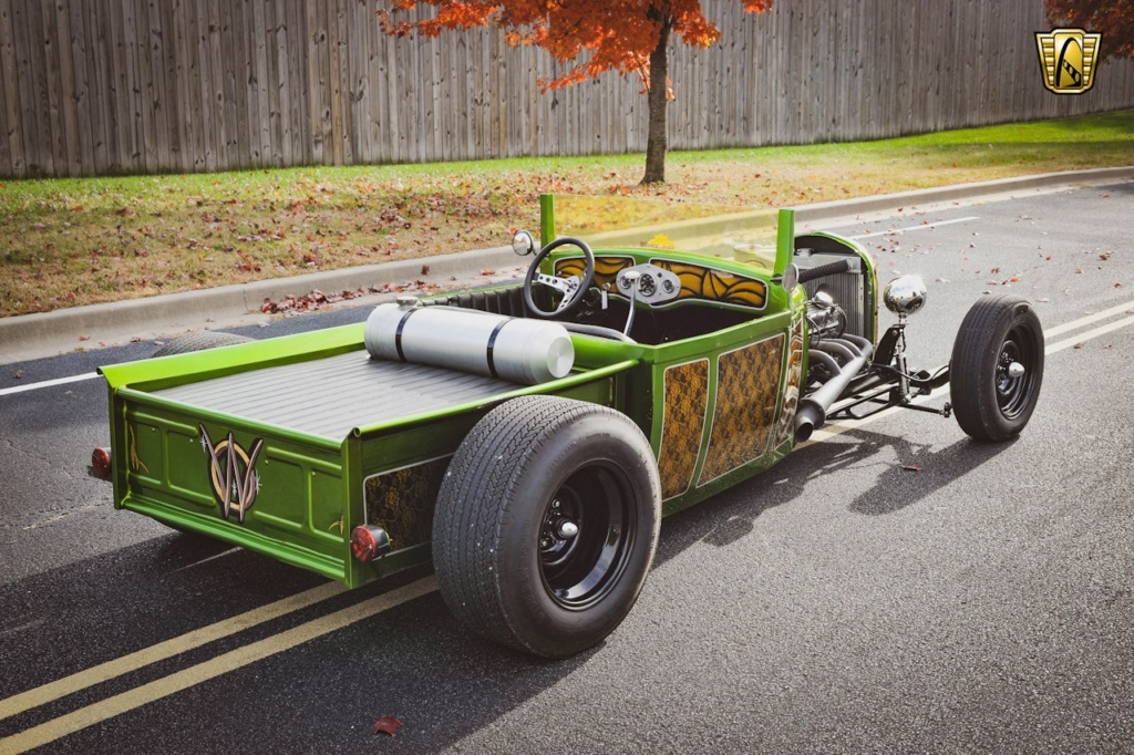 Ford 1931 Hot rod - Page 6 20181147