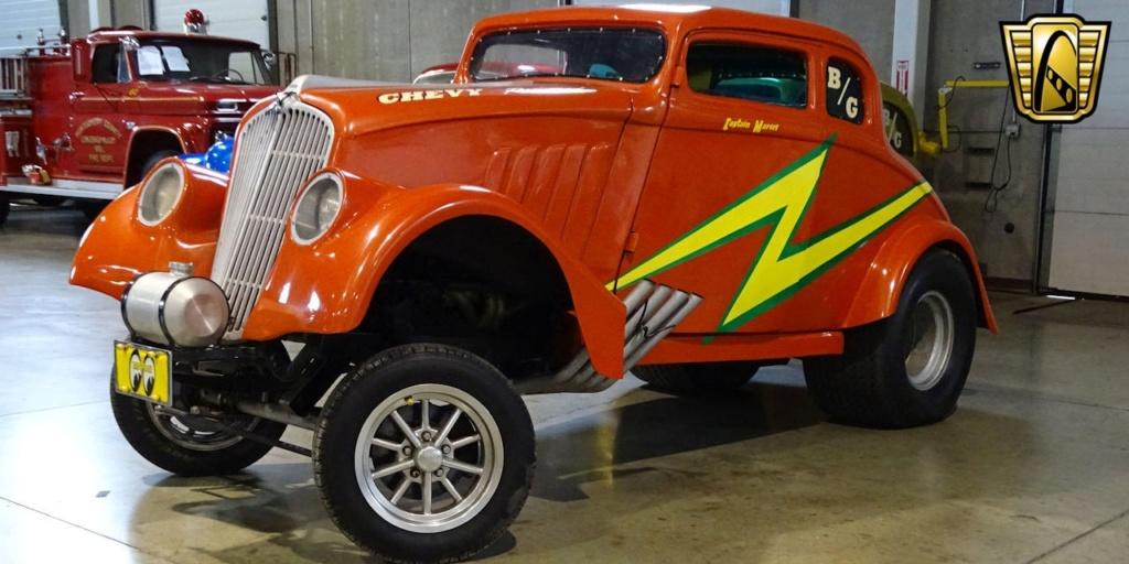 1933 - 1936 Willys gasser 20181159