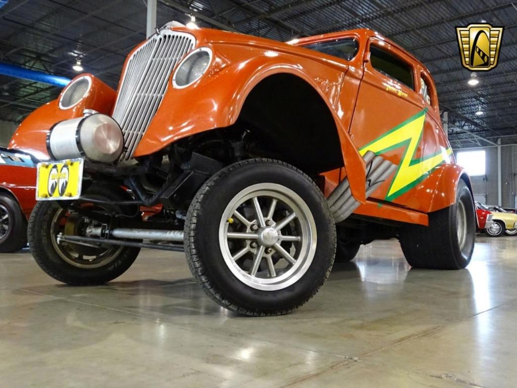 1933 - 1936 Willys gasser 20181160