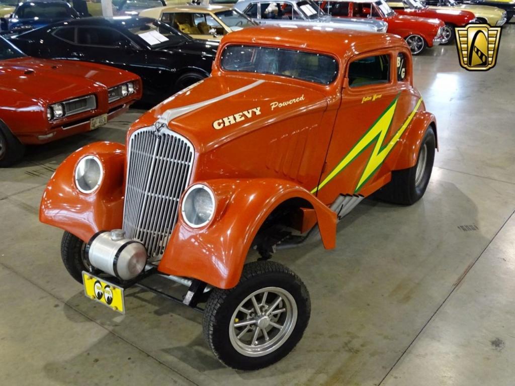 1933 - 1936 Willys gasser 20181161