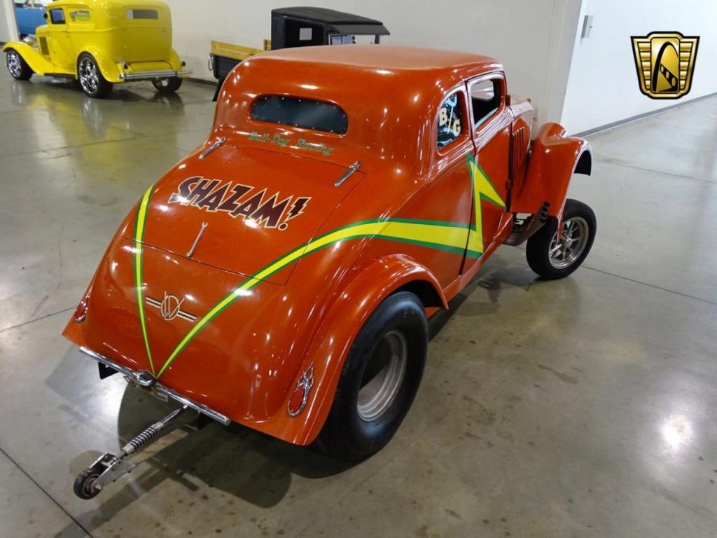 1933 - 1936 Willys gasser 20181162