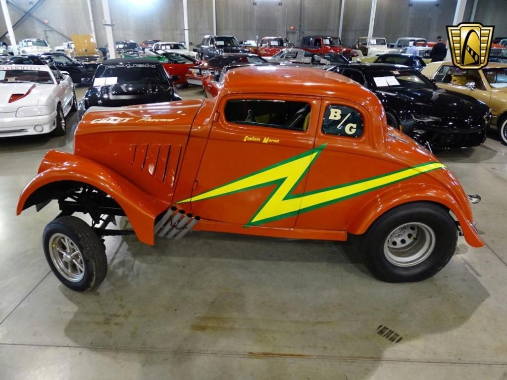 1933 - 1936 Willys gasser 20181163