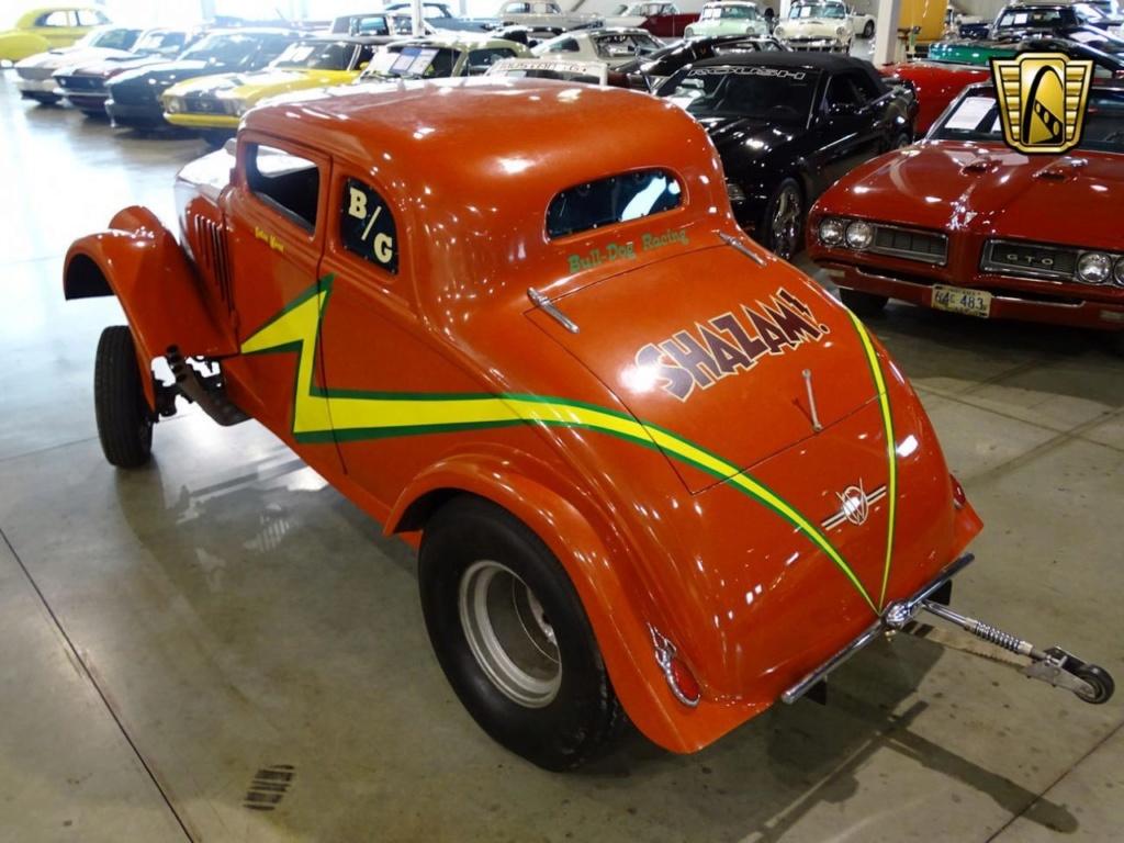 1933 - 1936 Willys gasser 20181164
