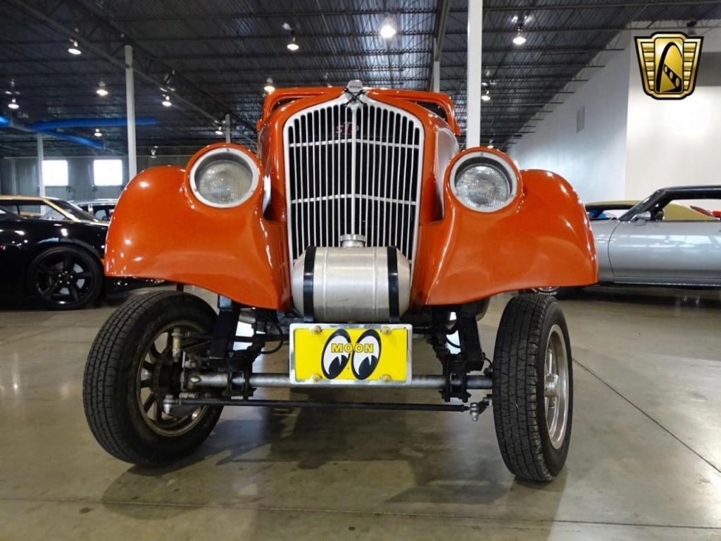 1933 - 1936 Willys gasser 20181167