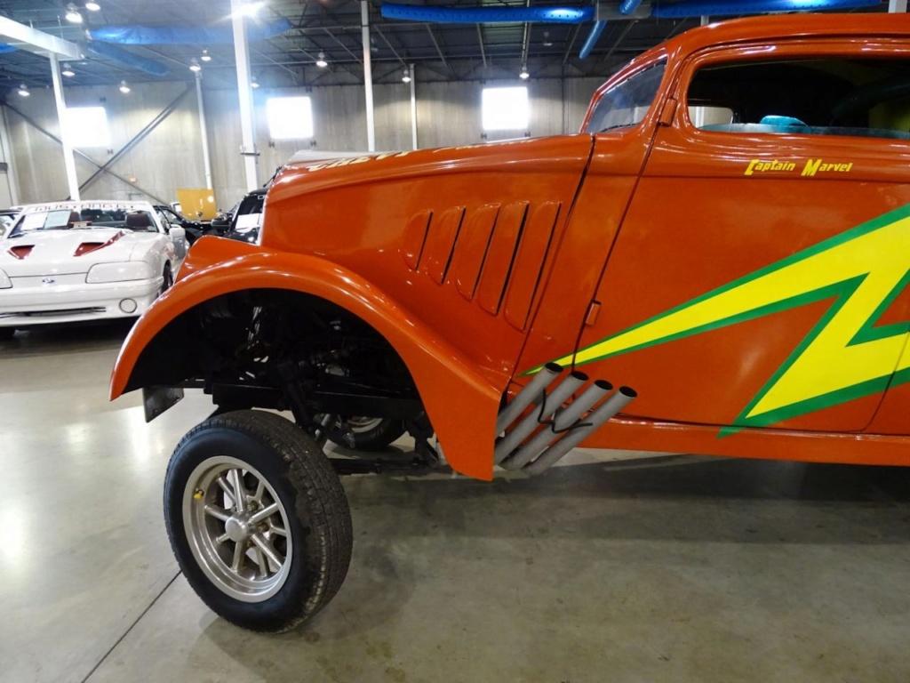 1933 - 1936 Willys gasser 20181168