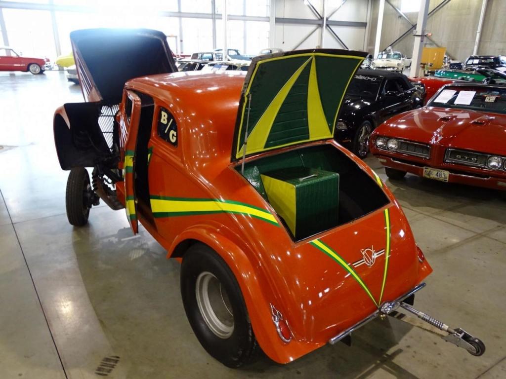 1933 - 1936 Willys gasser 20181169