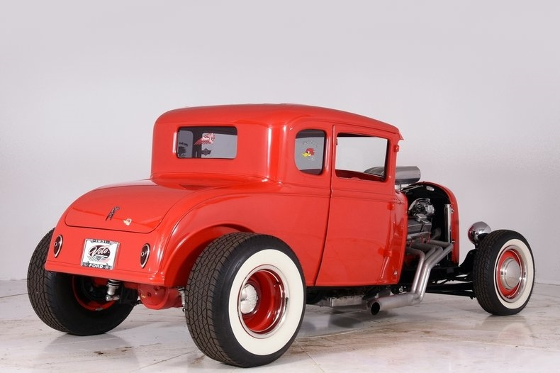 Ford 1931 Hot rod - Page 6 20181210