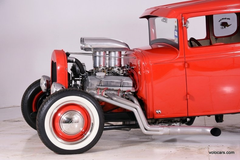 Ford 1931 Hot rod - Page 6 20181213