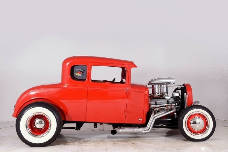 Ford 1931 Hot rod - Page 6 20181220