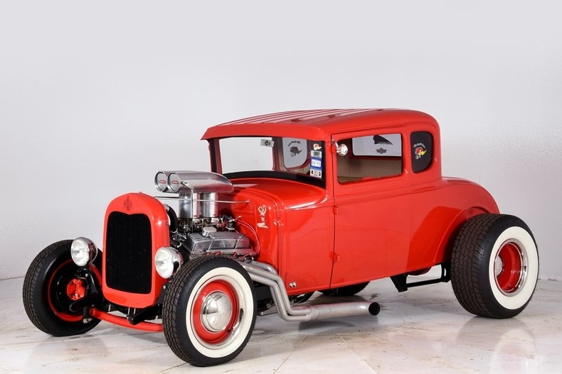 Ford 1931 Hot rod - Page 6 20181225