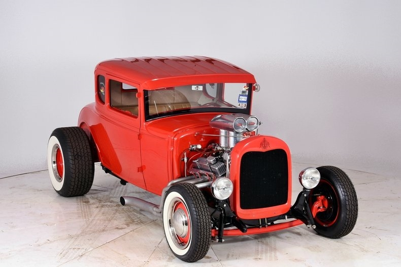 Ford 1931 Hot rod - Page 6 20181227