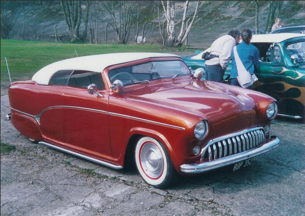1956 Austin A50 - Koppa Kruiser - John Phillips 2019-010