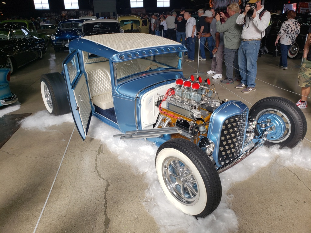 1931 Ford Model A - Mike Colman 2019-011