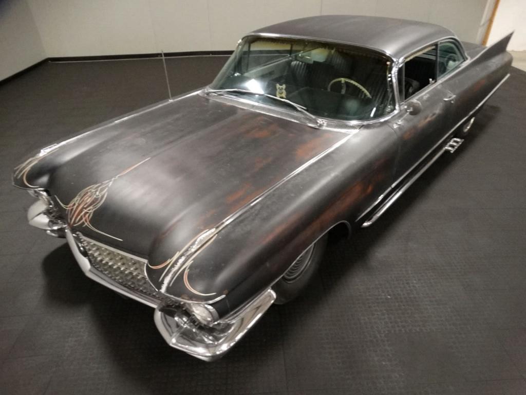Cadillac 1959 - 1960 custom & mild custom - Page 4 20190214